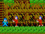 Megaman Vs Ghosts n Goblins