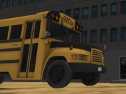 Park it 3D School Bus 2