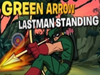 Green Arrow: Last Man Standing